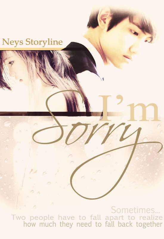cover I'm sorry
