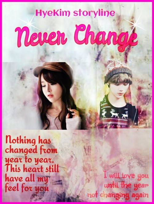 Never-change-cover-by- 혜김